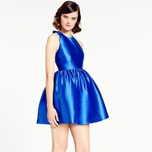 Kate Spade fit and flare dress with pockets